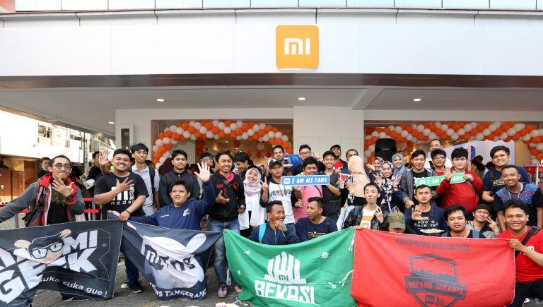 HUT Ke-8, Xiaomi Rayakan Bersama Mi Fan dalam Event Mi Fan Festival