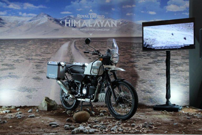 Royal Enfield Himalayan, Khusus Dibuat untuk Petualangan dan Touring