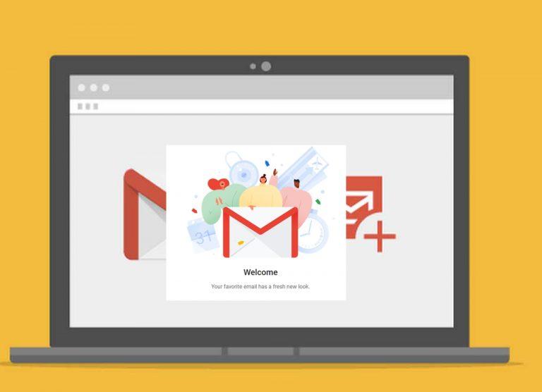 Selain Benahi Sekuriti, Gmail Terbaru Kini Tampil Lebih 'Segar'