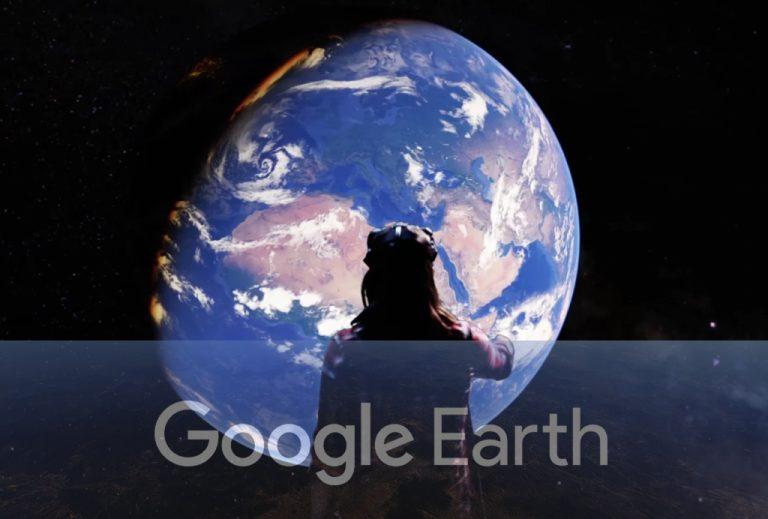 Tambah Wawasan Netizen, Google Earth dan Atlas Obscura Bikin Kuis Seputar Lokasi 'Natural Wonders'