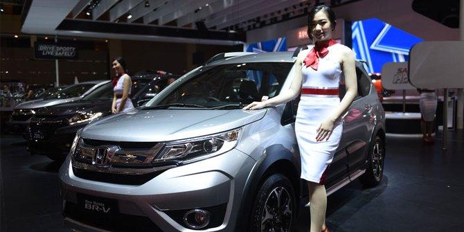 Fitur Semakin Ciamik, New Honda BR-V 'Segarkan' Kelas LSUV