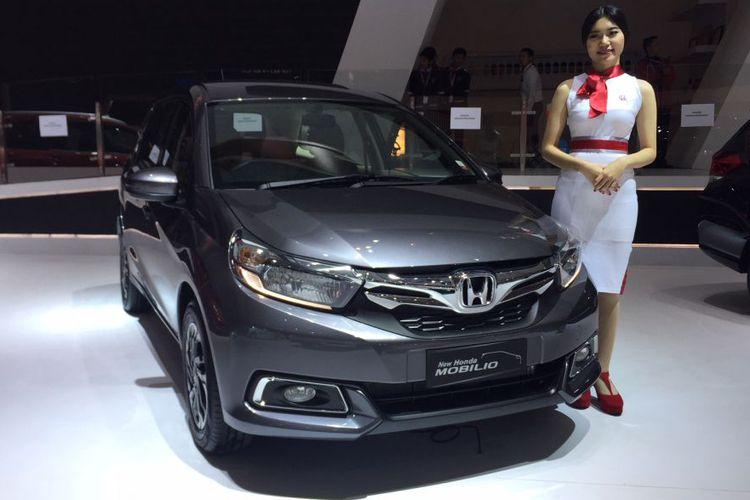 Di Ajang IIMS 2018, New Honda Mobilio Special Edition Bawa Nilai Lebih untuk Konsumen
