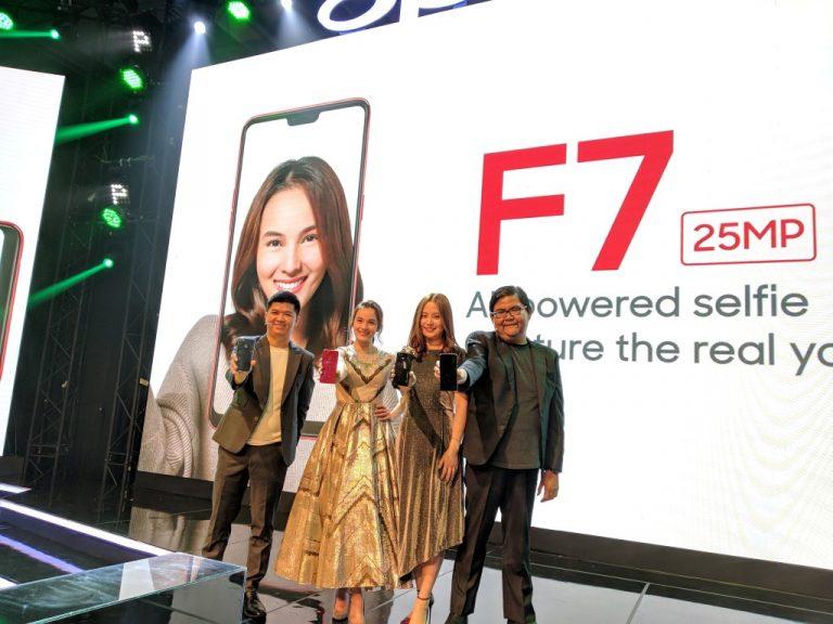 Meneruskan Tradisi Sebagai Smartphone Kamera Favorit, Oppo F7 Hadir dengan Teknologi AI Beauty 2.0 Terbaru