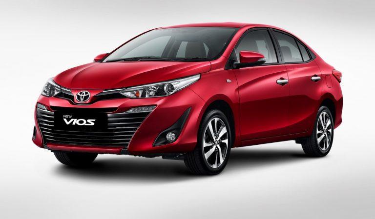 Setelah Yaris, Kini Toyota Segarkan Tampilan Vios