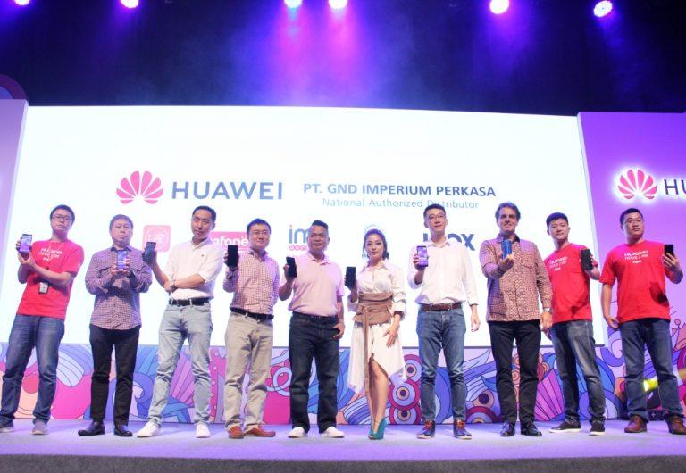 Huawei Luncukan Nova 2 Lite untuk Sasar 'Kids Zaman Now'