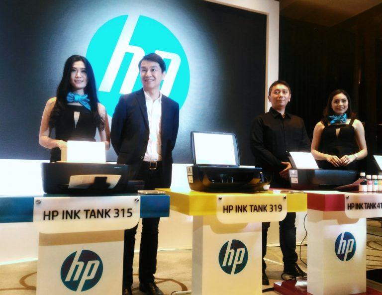 Masih Incar Segmen UKM, HP Keluarkan Jajaran Printer Ink Tank Penerus Deskjet GT Series