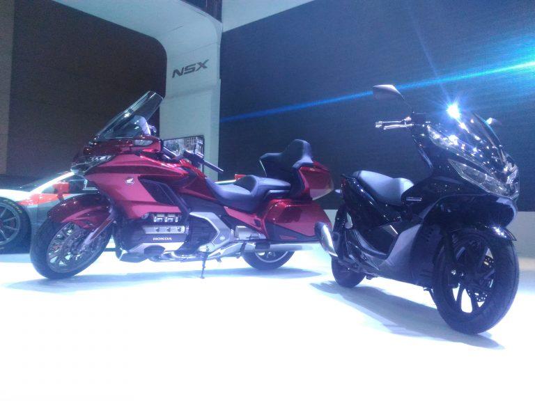 Astra Honda Motor Perkenalkan All New Honda PCX Hybrid. Dibanderol Berapa?