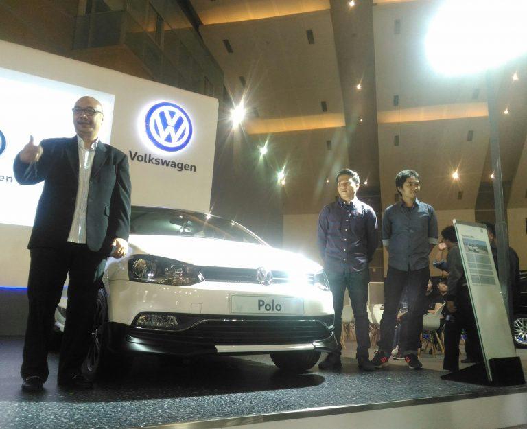 Volkswagen Polo VRS Meluncur di Ajang IIMS 2018