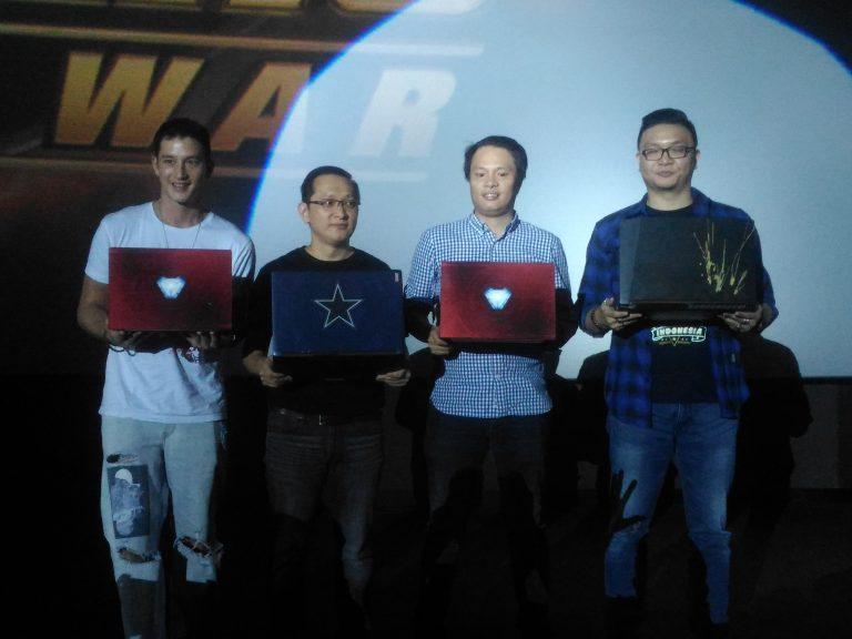 Kerjasama dengan Marvel, Acer Hadirkan Laptop Edisi Khusus untuk Penggemar Avenger