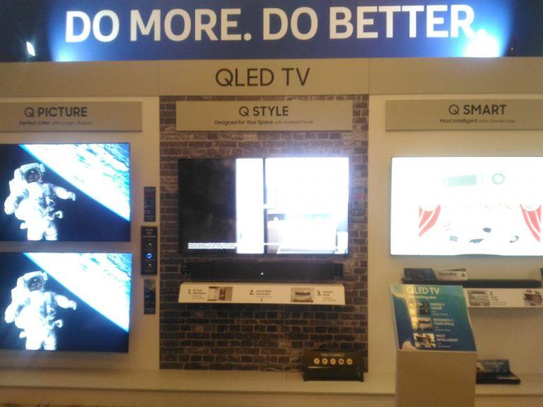 Bawa Tiga Fitur Unggulan, Samsung Hadirkan QLED TV untuk Entry Level