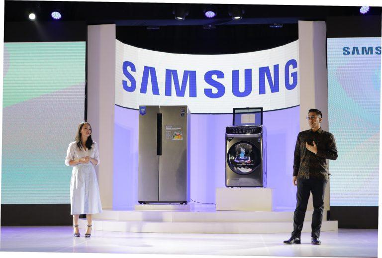 Samsung Digital Appliances Perkenalkan Dua Produk Inovatif untuk Hidup Lebih Berkualitas