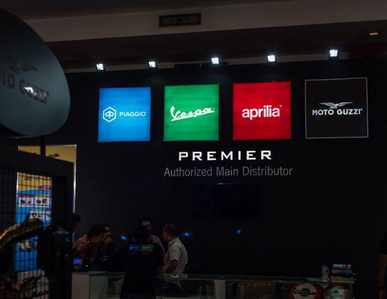 Vespa Sprint dan Primavera ABS Hadir Perdana di Hadapan Publik