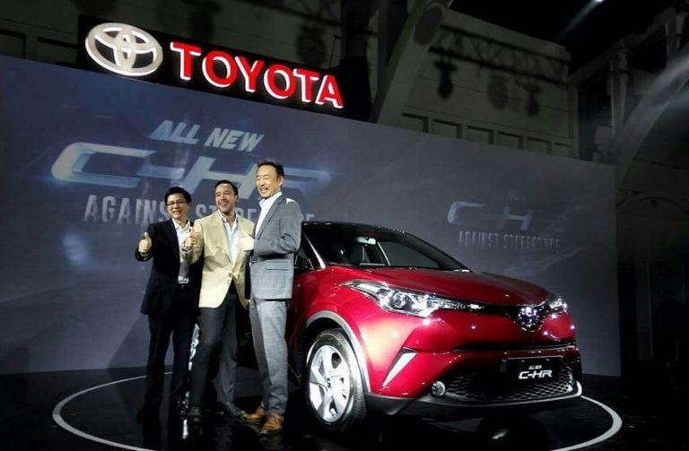 Mulai Mengaspal di Indonesia, Harga Toyota C-HR Dinilai Kemahalan