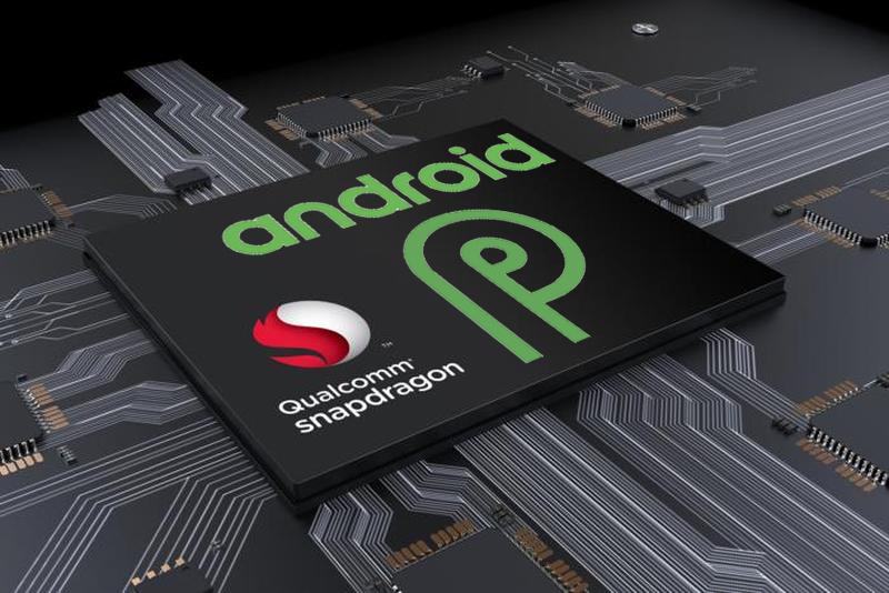 Android P dan Snapdragon