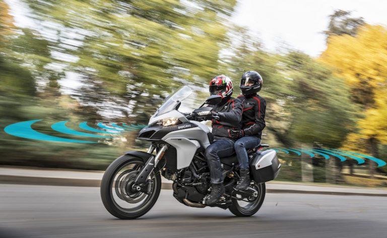Tiga Teknologi Bosch Ini Bikin Sepeda Motor Lebih Aman Saat di Jalan Raya