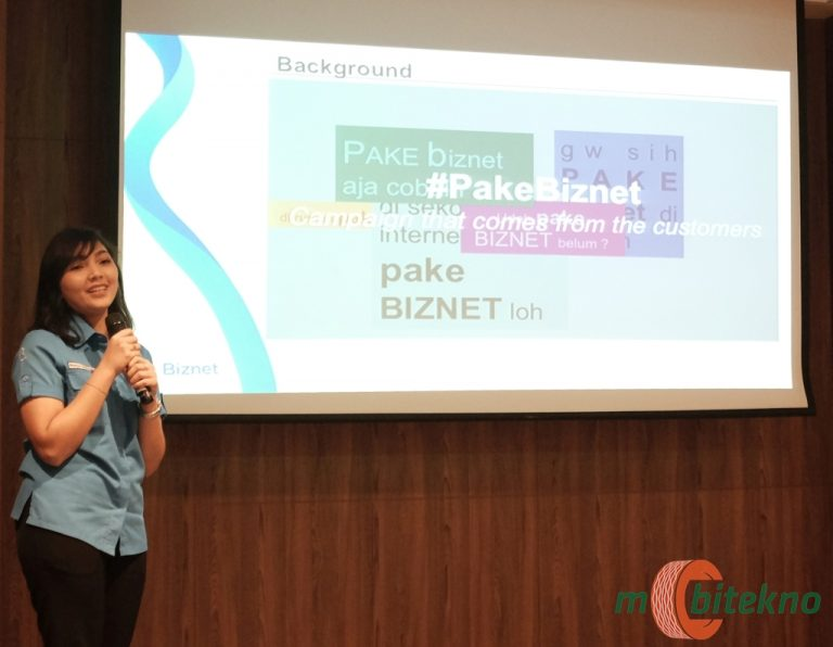 #PakeBiznet Jadi Kampanye Biznet Ciptakan Masyarakat Kreatif dan Inovatif dalam ber-Internet