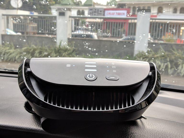 Review Atmosphere Drive: Bikin Udara di Kabin Mobil Tambah Bersih