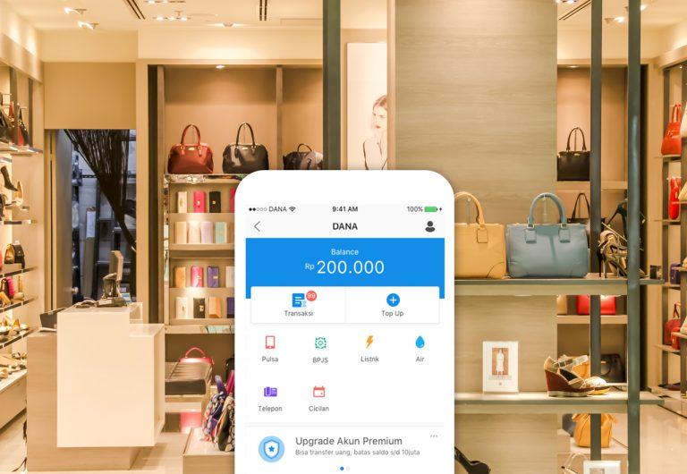 Dukung Dompet Digital DANA, Transaksi di Bukalapak Jadi Makin Nyaman