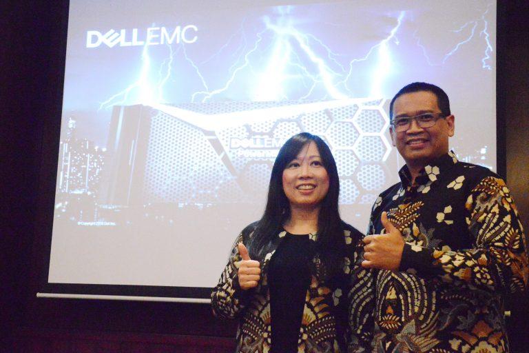 DELL Hadirkan Dell EMC PowerMax – Array Storage Tercepat di Dunia
