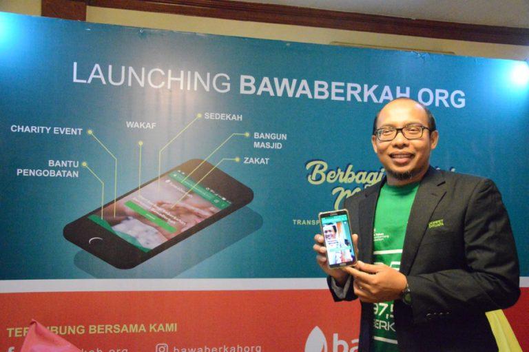 Dompet Dhuafa Luncurkan Kanal BawaBerkah, Sistem Donasi Digital