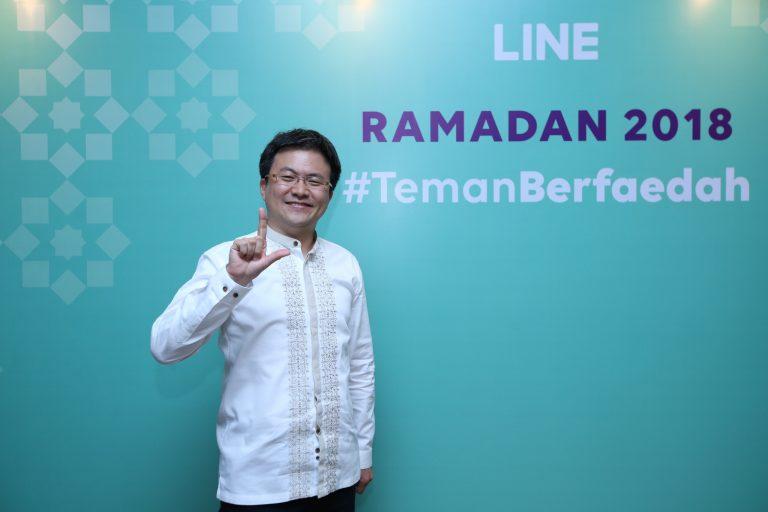 LINE Perkenalkan 'Marbot', Chatbot Edukatif Pertama di Bulan Ramadan