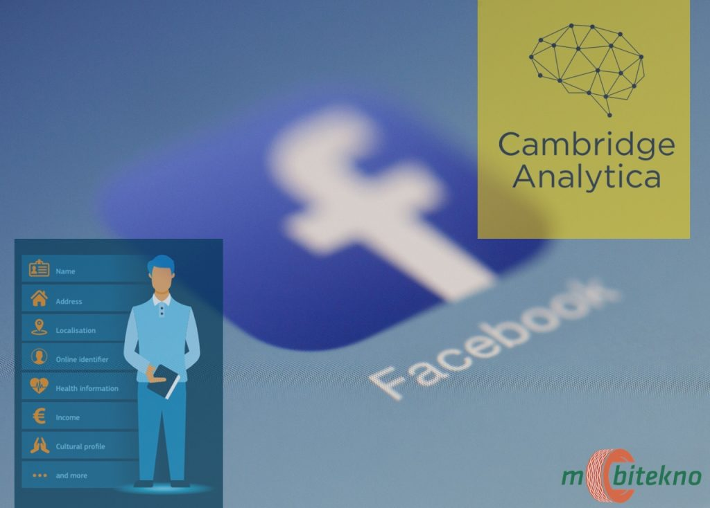 Facebook - Cambrige Analytica