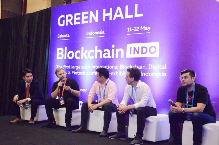 Regulasi Blockchain dan Aset Digital Dibahas di Konferensi Blockchain & Fintech Jakarta