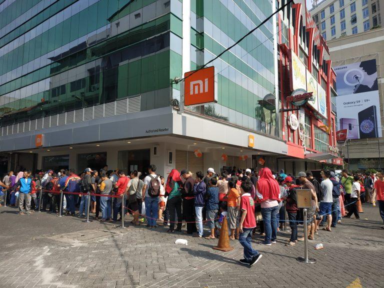 Serius Garap Pasar Indonesia, Xiaomi Resmikan Enam Mi Store Baru