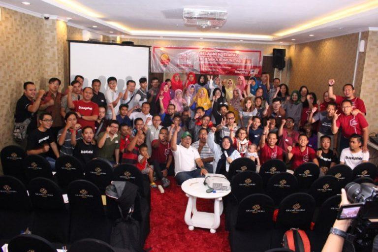 Komunitas Bukalapak Siap Gelar Program Belajar Ngelapak di 20 Kota
