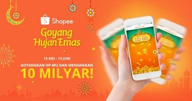 Shopee Catat Rekor, 1,5 Juta Transaksi dalam 24 Jam!