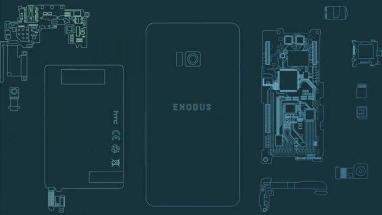 Garap Smartphone Exodus, HTC Coba Manfaatkan Tren Cryptocurrency dan Blockchain