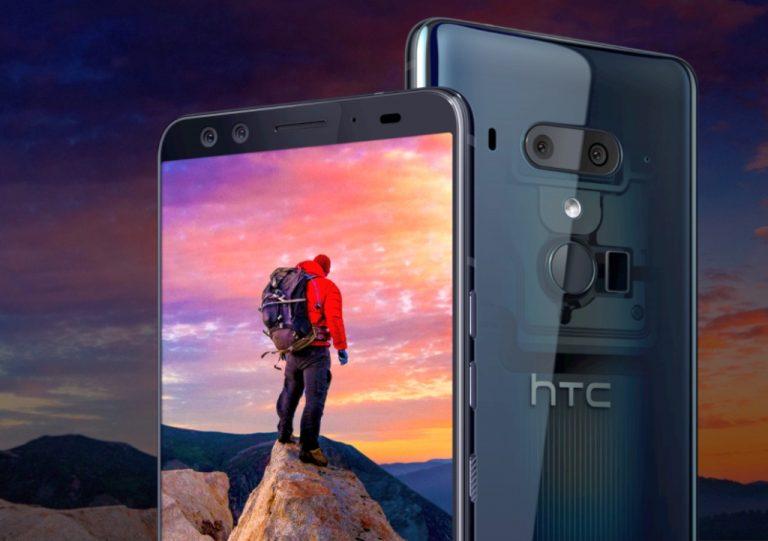 Resmi Meluncur, HTC U12+ Jagokan Snapdragon 845, Skor DxOMark Tinggi, dan Edge Sense 2