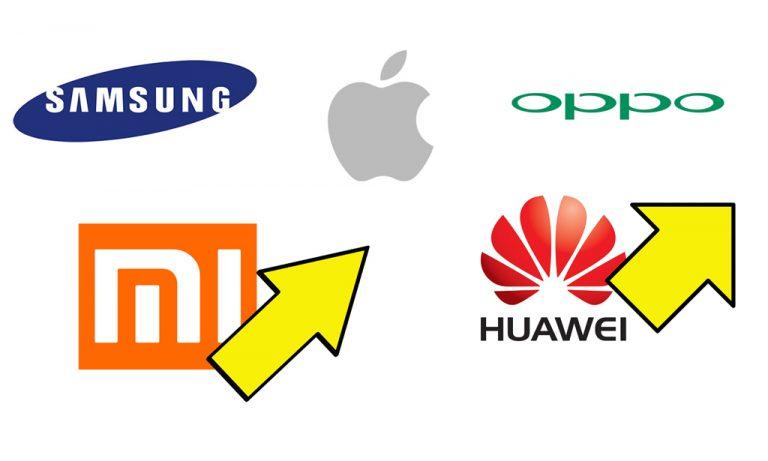 IDC: Pasar Smartphone Global di Awal 2018 Melambat. Siapa Saja Naik dan Turun?