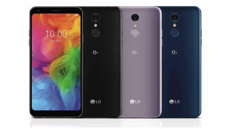 Lengkapi Q-Series, LG Luncurkan Trio LG Q7