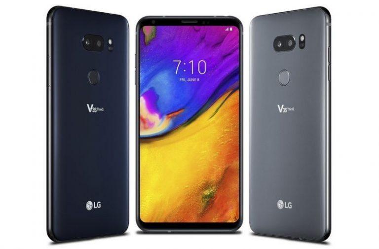 LG V35 ThinQ: Jeroan Mirip G7 ThinQ dengan Layar Lebih Kinclong (OLED) dan Tanpa Poni