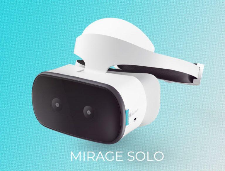 Headset VR Penantang Oculus Go dari Lenovo Sudah Tersedia di Amazon. Apa Kelebihannya?