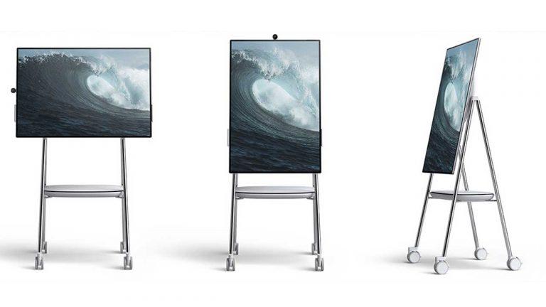 Microsoft Siapkan Surface Hub Generasi Kedua. Hadir Tahun Depan