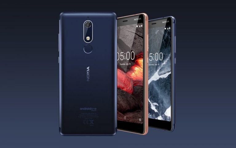 Nokia 2.1, Nokia 3.1, dan Nokia 5.1 Bikin Pasar Smartphone Terjangkau Jadi Lebih Semarak!