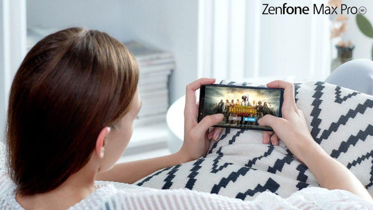 Limitless Gaming: Asus ZenFone Max Pro M1 Jadi Pilihan Ideal untuk Pemain PUBG Mobile