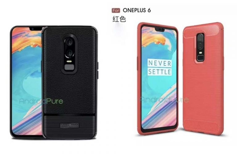 Produsen Casing Semakin Ungkap Detail Desain OnePlus 6
