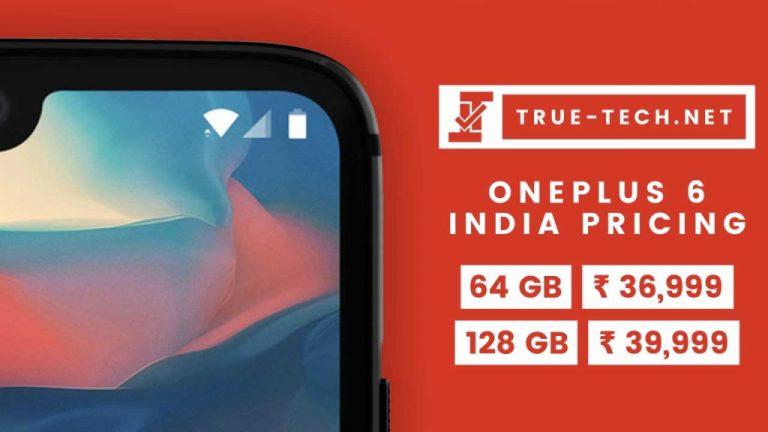 Bulan Ini Meluncur, Harga OnePlus 6 Tidak Lagi Murah