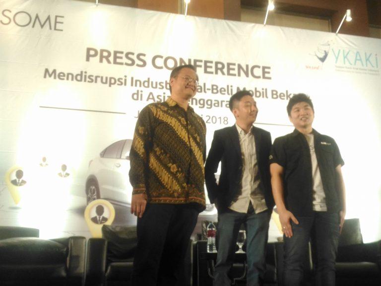 Hadir di Indonesia, Carsome Bantu Masyarakat untuk Jual-Beli Mobil Bekas