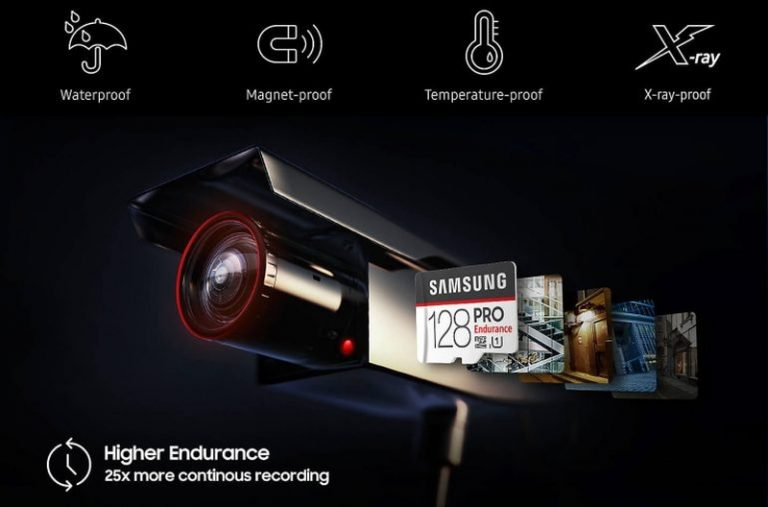 Samsung Rilis Kartu MicroSD Pro Endurance Terbaru yang Tahan Dingin dan Panas