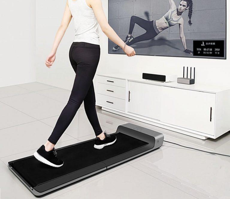 Treadmill Tidak Harus Berat dan Besar. Xiaomi WalkingPad Ini Salah Satunya!