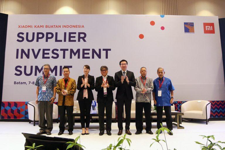 Xiaomi dan BP Batam Jamu 20 Pemasok Komponen dalam Supplier Investment Summit