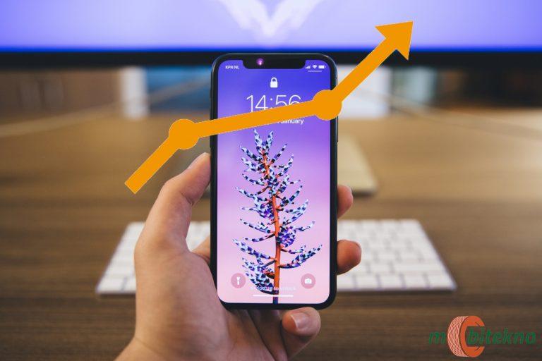 Prediksi Analis, 220 Juta Unit iPhone akan Terjual Dalam Dua Tahun Ini
