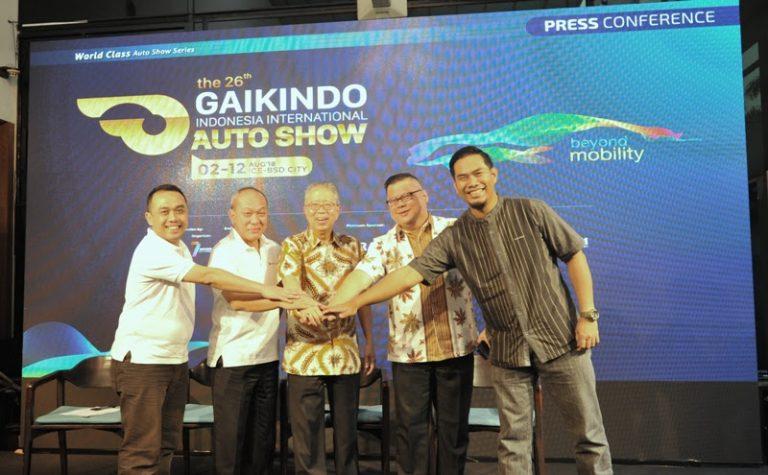 GIIAS 2018 Buka Wawasan Menuju 'Beyond Mobility'