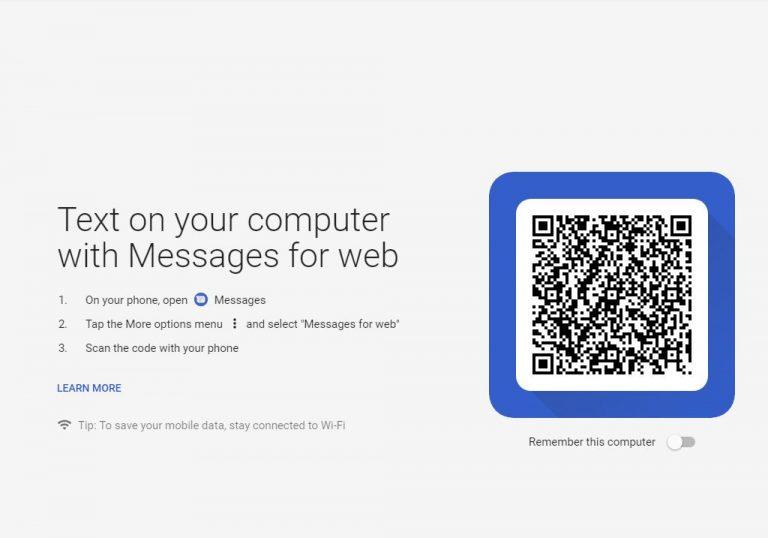 Seperti WhatsApp, Android Messages Kini Dapat Dipakai di Perangkat Mobile dan Desktop