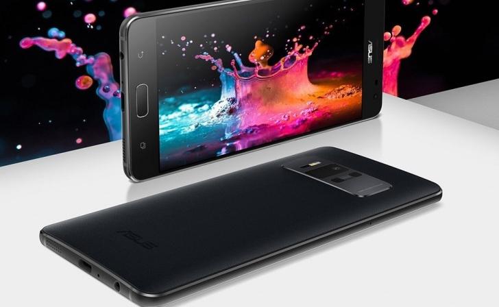 Asus ZenFone Ares Gunakan Snapdragon 821 dan RAM 8GB