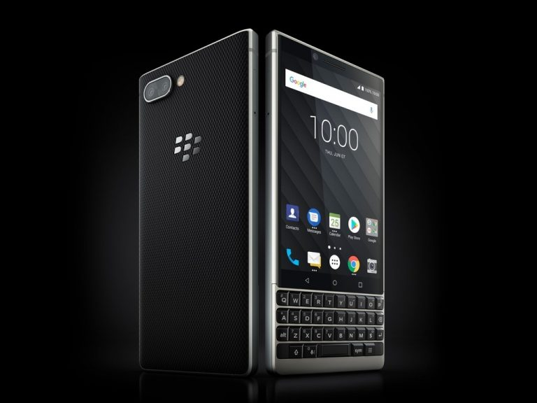 BlackBerry KEY2: Dual Camera dan Keyboard Fisik yang Lebih Baik